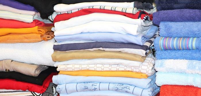 Diese Wäsche sieht doch wunder glatt und ordentlich aus