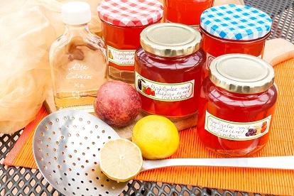 Apfelgelee: Schmeckt super gut, ist einfach herzustellen und auch als Mitbringsel eine prima Idee.