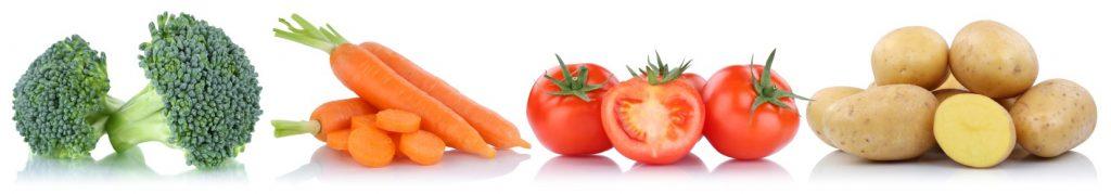 Das sind die Top-10 Sattmacher: Kartoffeln, Bohnen, Steak, Orangen, Haferflocken, Gemüse, Sauermilchkäse, Magerquark, Fisch, Vollkornreis. (#1)
