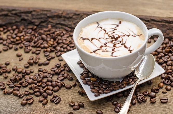 Wer gerne einen Cappuccino genießen möchte aber gerade keinen im Haus hat, der kann ihn normalerweise auch sehr gut selbst machen. (#01)
