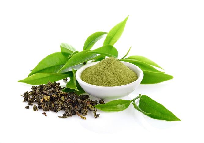 Grüner Tee stammt wie viele andere Teesorten auch aus dem ostasiatischen Raum. (#01)
