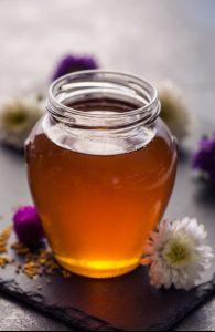Honig versüßt die Apfelessigdiät. (#1)