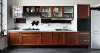 Küche verschönern: Kreativ werden statt Neukaufen