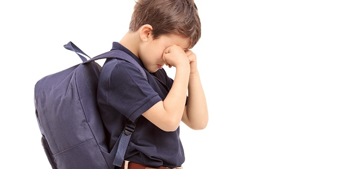 Rückenschmerzen bei Kindern: Ursachen, Behandlung, Prävention