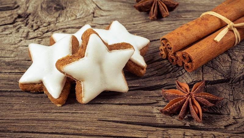 Wir alle kennen Zimtsterne – hier allerdings stellen wir absolut ausgefallene Weihnachtsplätzchen vor.