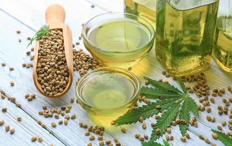 Hanfsamen: Hanf gilt als die hochwertigste und gesündeste Ölpflanze. (#01)