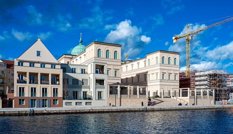 Auffällig ist die Veränderung beim Kaufpreisfaktor in Berlin oder Potsdam. ( Foto: Shutterstock-Werner Spremberg)