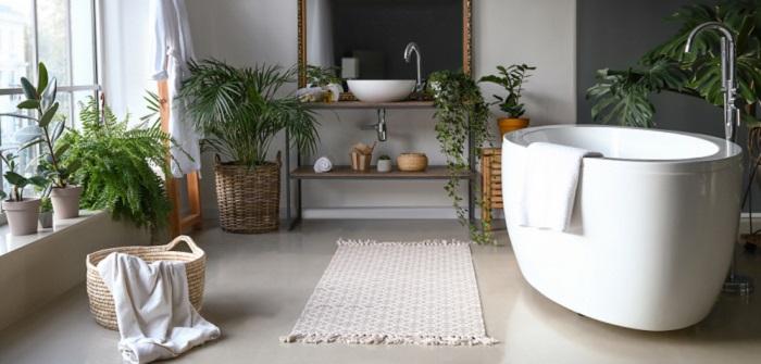 Badteppiche: noch modern oder schon altmodisch?( Foto: Shutterstock-_Pixel-Shot)